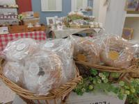 お菓子の祭典 cafe comayaさん納品です!
