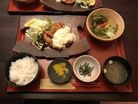 友人と夕飯