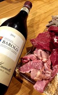 ワインで焼肉なら Hiko Ber (ヒコベー) 記念日に似合うワインあります バローロ2011