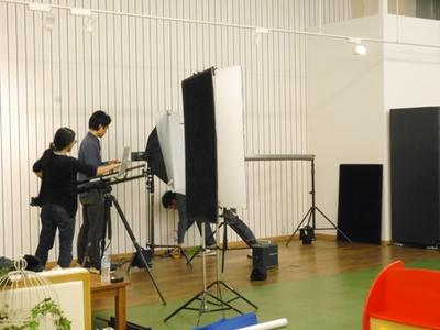 明日開催♪鈴木心さんの写真館!!