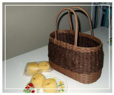 ジイジの馬拉米羊とオーダーバッグ