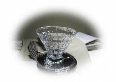 リネンコーヒーフィルター円錐形