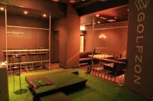 福島初 シミュレーションゴルフ