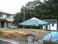 別荘ガーデン工事