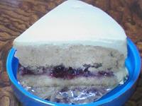 豆腐のケーキ