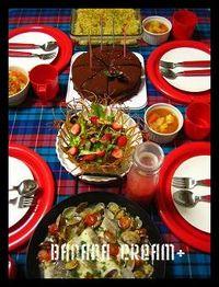 記念日Dinner