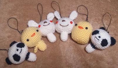 編み編みはしてますww
