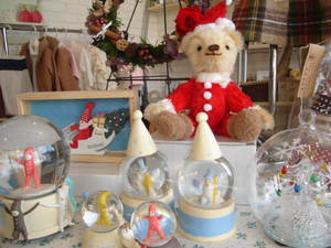 クリスマス雑貨入荷中