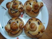 パン作り アンパンマン?