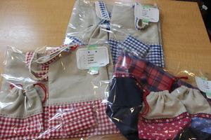 手作り福袋展の福袋紹介