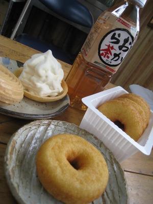 2011秋祭り参加カフェさんのご紹介 おとうふ工房さん