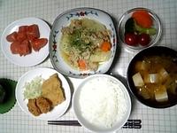 ダダの晩御飯♪