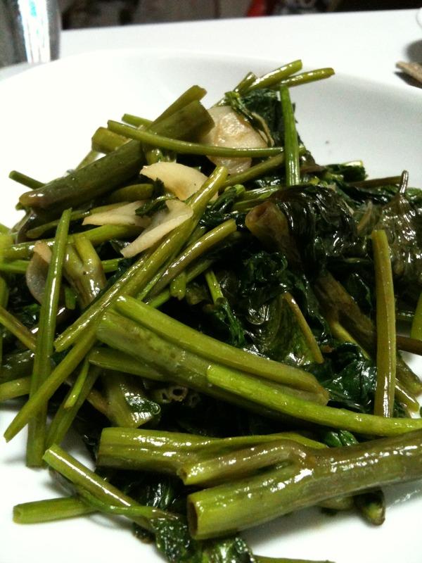 須賀川の野菜をたっぷりと食べる