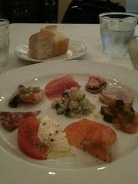 リストランテフィオレンツァで大満足ランチ