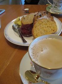 京都のカフェヴェルディで美味しい珈琲