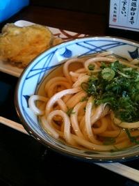 丸亀製麺でうどぉーん
