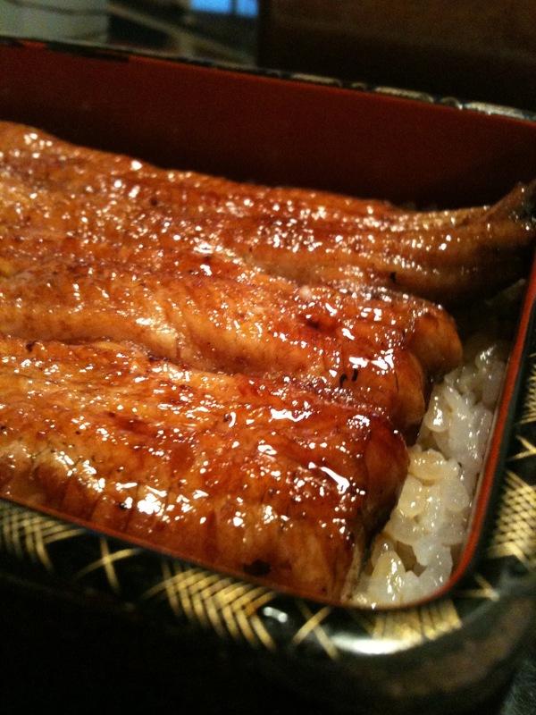 夏だもの鰻が食べたい!