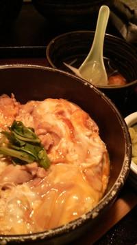 鳥元の親子丼(市ヶ谷)