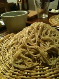 神田の美味しいお蕎麦
