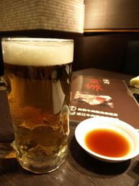 京城の焼肉をふたりでジュジューっと(恵比寿)