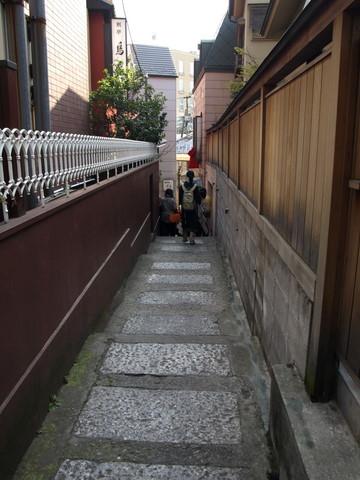 神楽坂とアグネスホテルと
