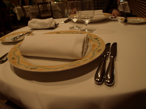 アグネスホテルのディナー&ブレックファスト