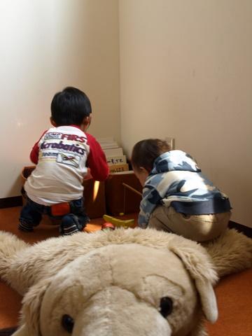 BABY連れでも安心なカフェ(郡山)
