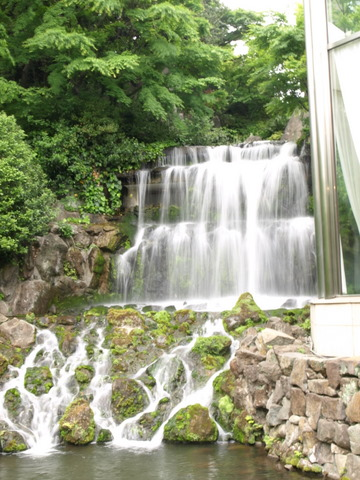 椿山荘のお庭をぐるり(目白)