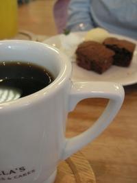 アントステラでお茶タイム(郡山)