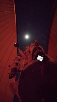 星の村天文台にて