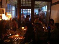 キクチ食堂・梅雨 「新月night party」