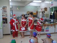 待ちにまったクリスマス会!!