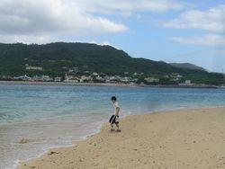 沖縄へ!! 家族旅行1