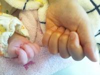 産まれました!