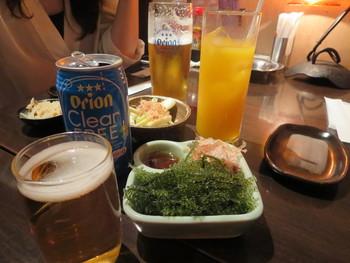 沖縄料理と銭湯と・・・
