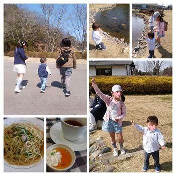 春休み終わり~!