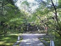 四国霊場31番「竹林寺」