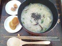 玄米で、簡単♪「七草粥」