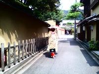 京都研修 寄り道