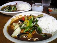 吉祥寺☆『MOMO curry & cafe』のカレー♪