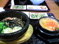 韓国食堂 伽倻(かや)ランチ♪