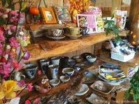 キッチンTOMO/こだわり溢れるランチを益子焼で楽しめるお店