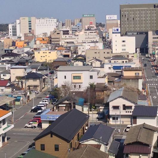 福島県いわき市桜の名所 松が丘公園