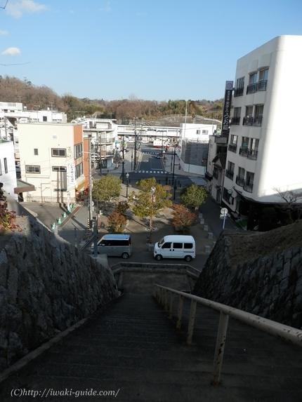 御幸山公園 いわき福島桜の名所