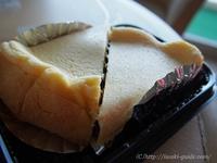 たまご直売店椿のチーズケーキが絶品!