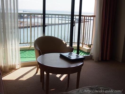 いわきホテル レポート 小名浜オーシャンホテルバイキング