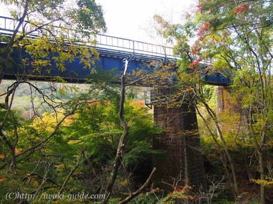 夏井川渓谷 籠場の滝