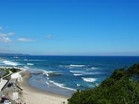 いわきの海の蒼さ 塩屋埼灯台から360度の景色