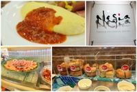 モノリスタワー・ネシアの朝食ビュッフェ 朝から満足レポート