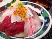 さかなや食堂ウロコジュウにてランチ PCCツアー( #いわき市フジテレビ共同開催プレスツアー #料理人を繋ぐ )